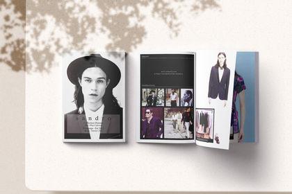 Brochure - Sandro