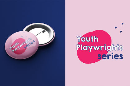 Youth Playwrights Series - Logo
