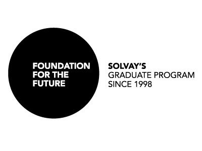 Logo Solvay's graduate program