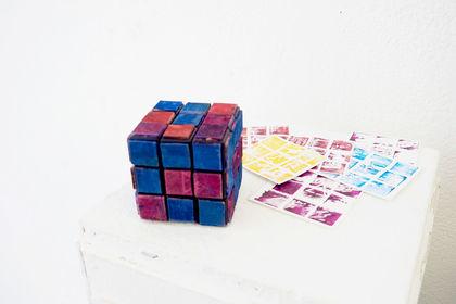 Création de tampon : Rubiks Cube