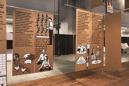 Exposition du Sommet Mondial de Design 2017