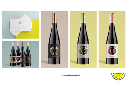 Wine Label and branding