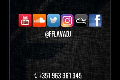 Carte de visite dj producer fflva