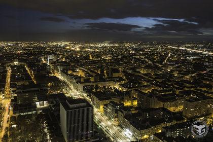 Série Photographie Nocturne Lyon