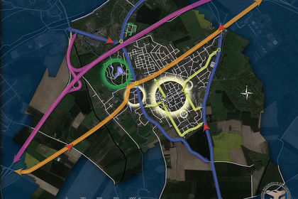 Cartographie Nocturne