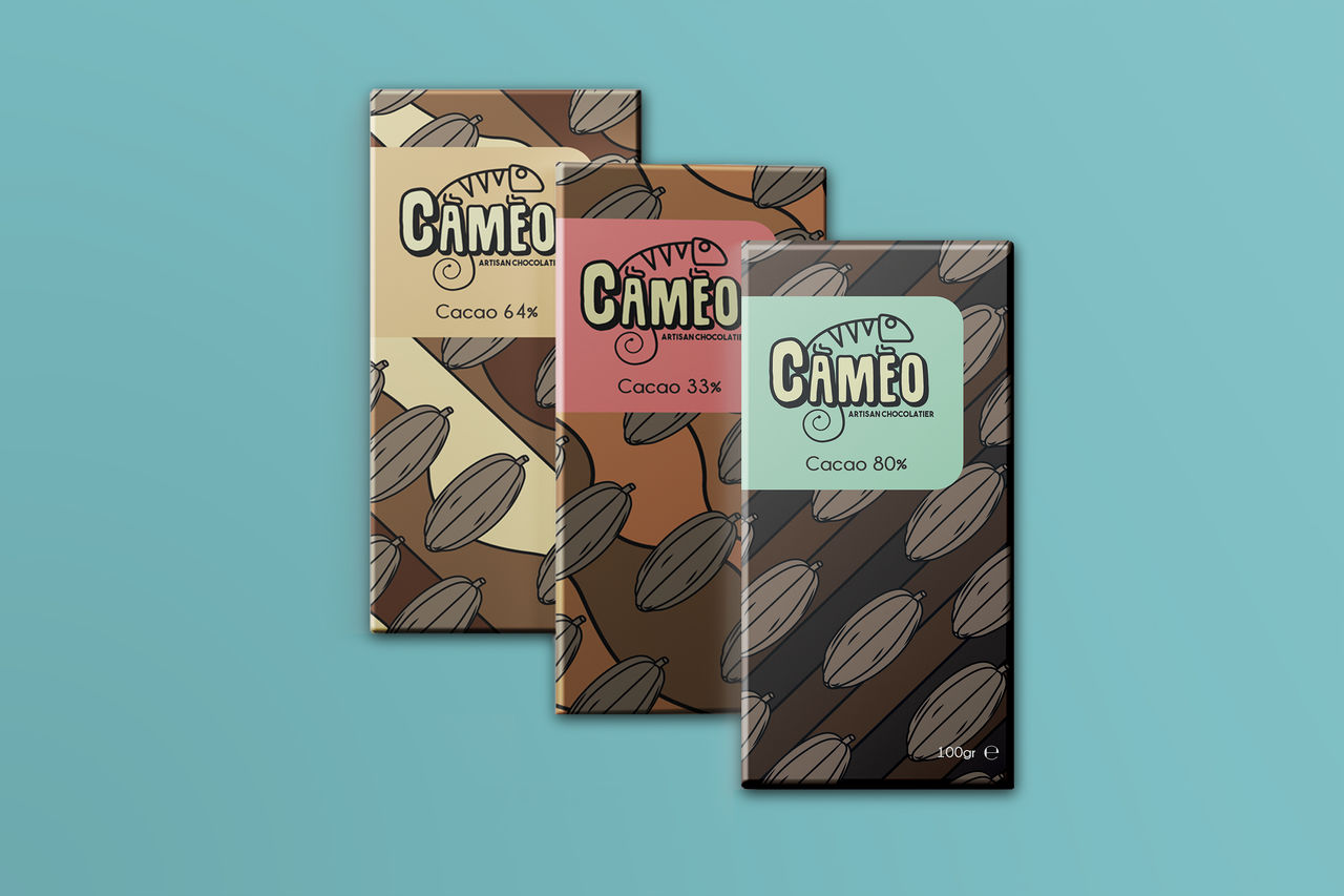 Cameo - Packaging