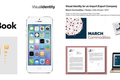 Logo pour Application & Identité visuelle