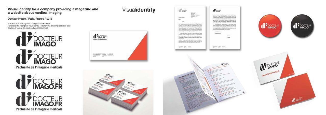 Identité visuelle complète