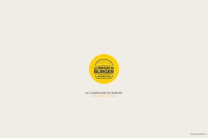 Logo La compagnie du burger