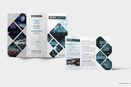 Brochure Sonlight évènements