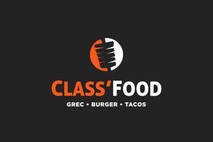 """Logo """"Class'Food"""""""