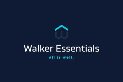 "Logo ""Walker Essentials"""