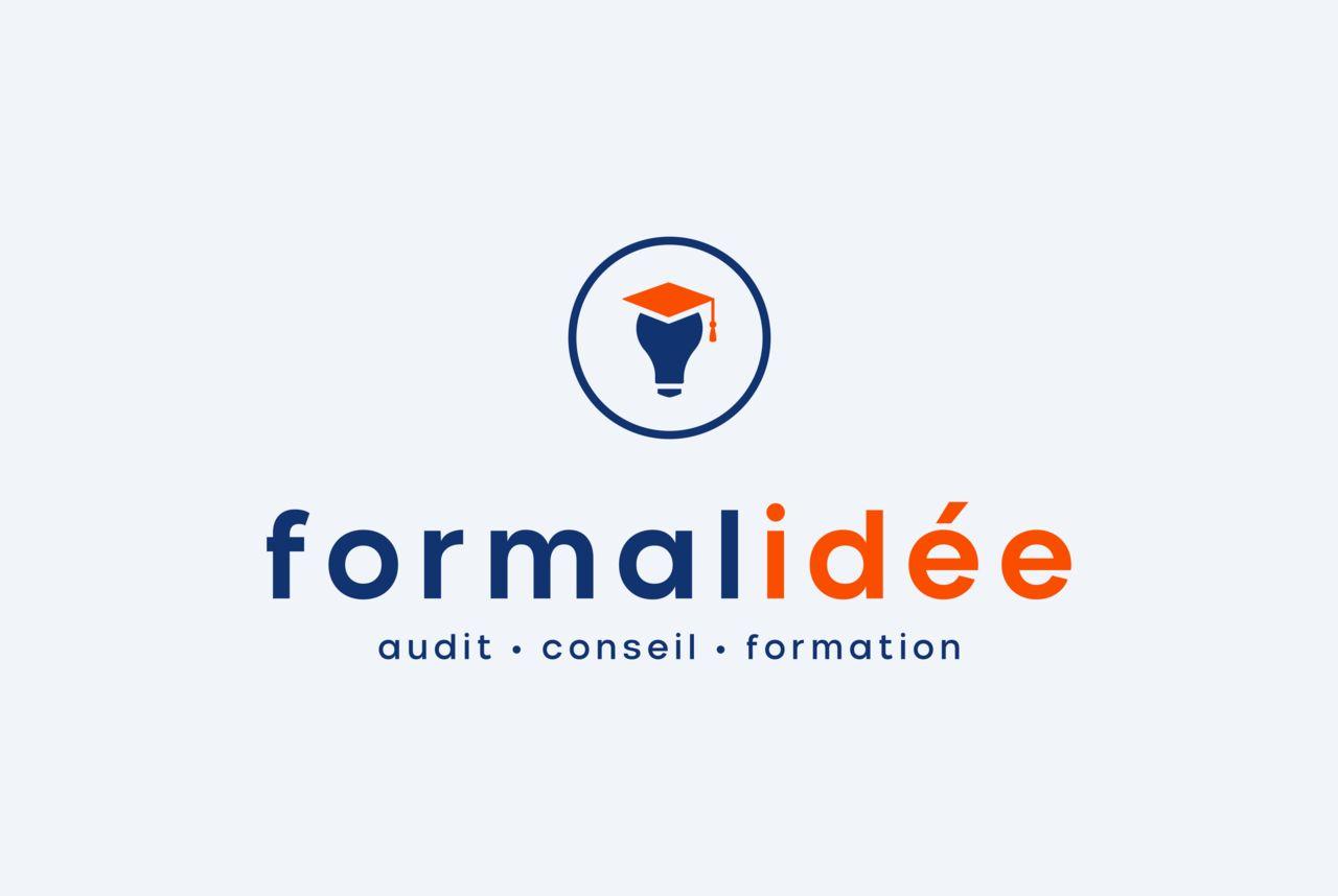 """Logo """"Formalidée"""""""