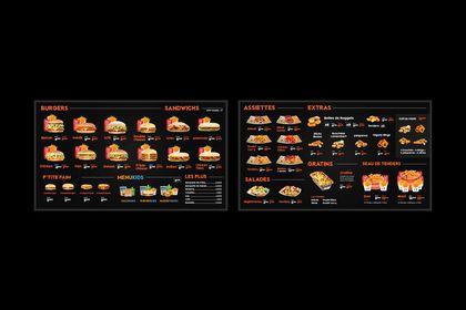 "Menus digitale ""Class'Food"""