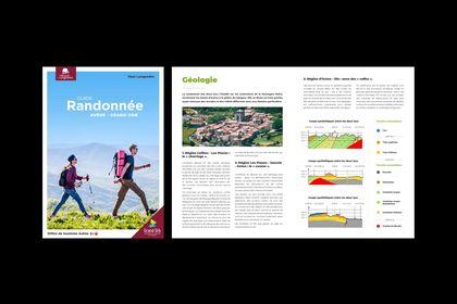 """Guide de Randonnée """"Avène"""""""