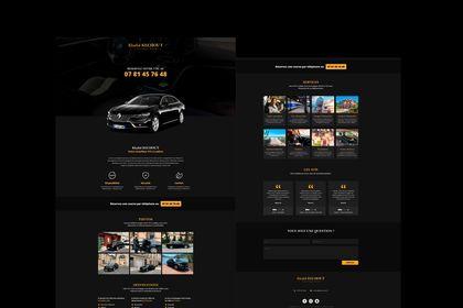 Site web Kechout VTC