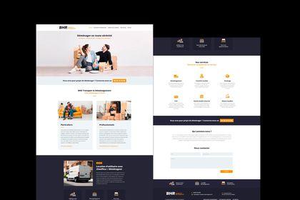 Site web BHR