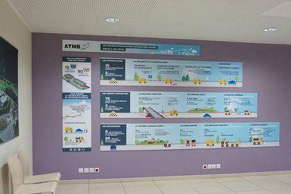 Infographies métiers de l'autoroute