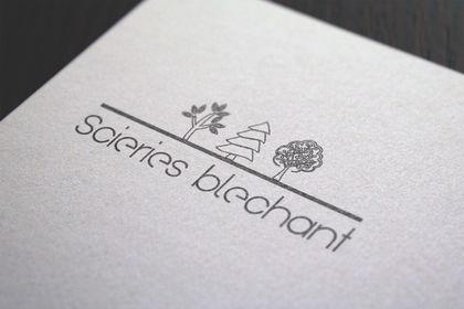 Logo de la scierie Bléchant