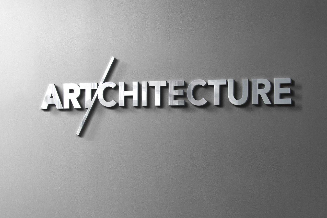 Logo du magazine Art'Chitecture