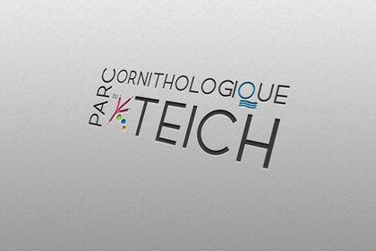 Logo Parc ornithologique du Teich