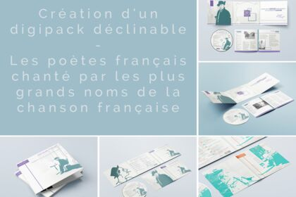 Digipack déclinable