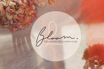Création du logo Bloom_lille