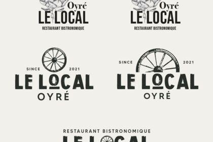 Réalisation #LeLocalOyré logo