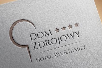 Logo pour hotellerie de luxe