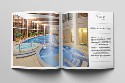 Brochure hotellerie