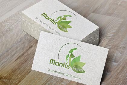 Logo pour un site de vente d'insectes