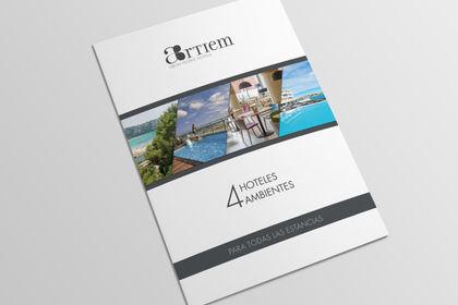 Brochure pour l'hotellerie