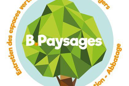 Logo pour B.Payasages