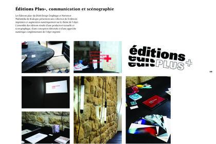 Création graphique et scénographie d'exposition