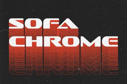Sofa Chrome