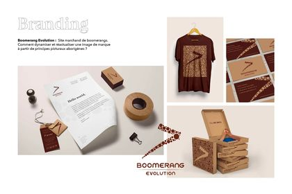 Boomerang Evolution