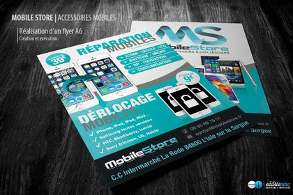 Flyer Mobile Store