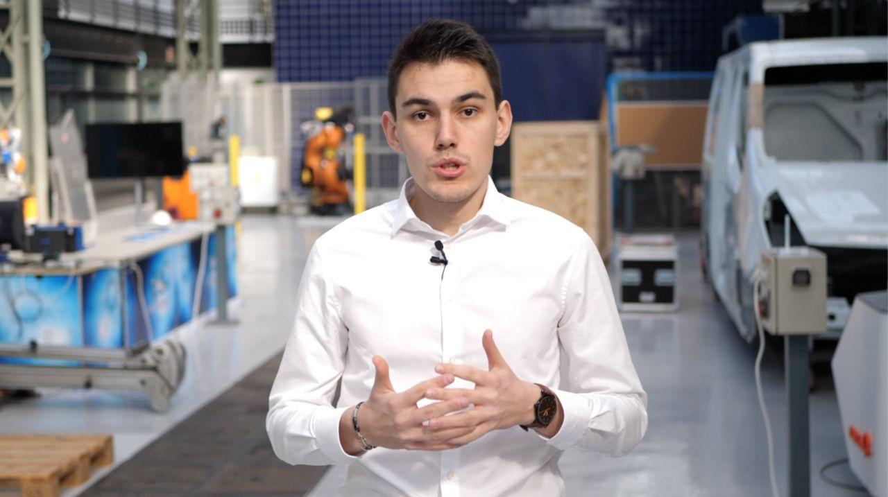 Vidéo d'entreprise pour Zozio