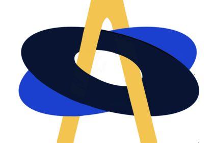 Logo en A