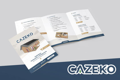 Brochure Architecte