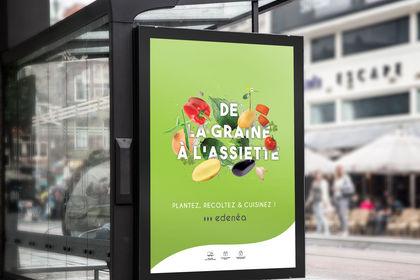 Affiche vente en ligne