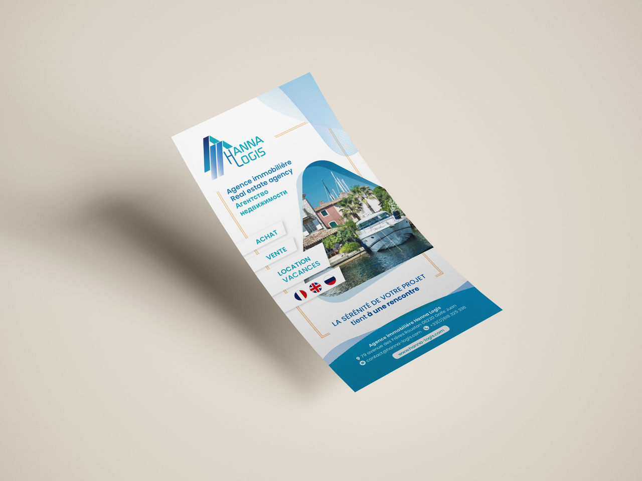 Flyer Immobilier