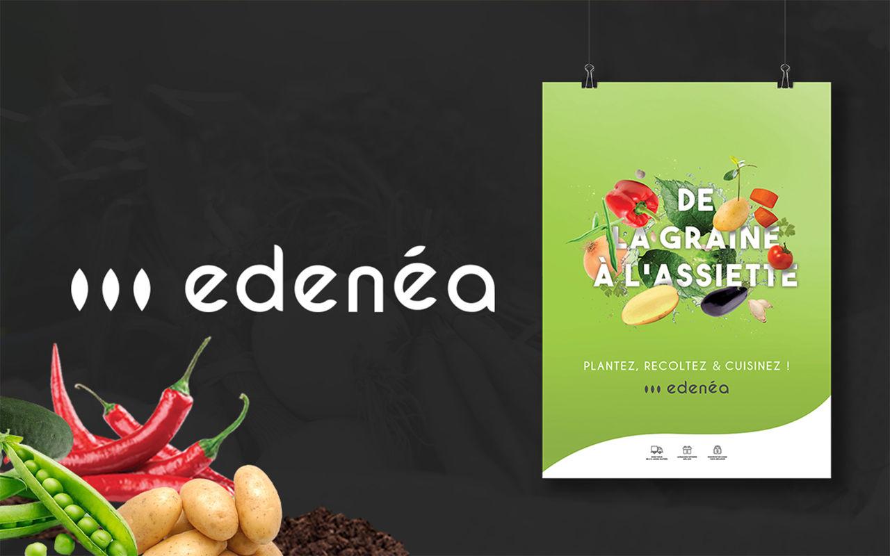 Campagne Print Edenéa