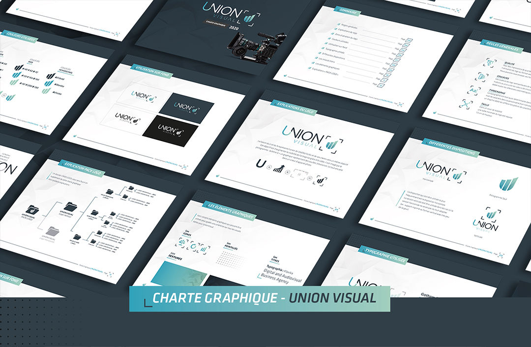 Charte Graphique Union Visual