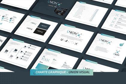 Charte Graphique Union Visual
