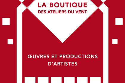 Carte de visite : la boutique des Ateliers du vent