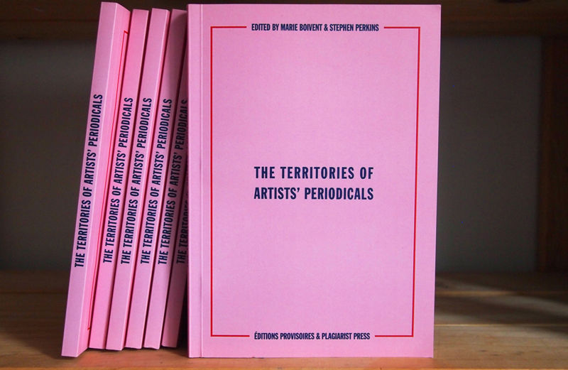 The Territories of Artist's Periodicals