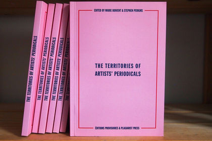 The Territories of Artist's Periodicals