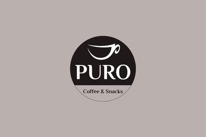 Logo Puro Coffee & Snacks