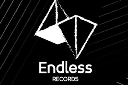 Logo label Endless Records